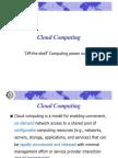 Cloud Computingxz