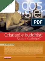 Cristiani e Buddhisti