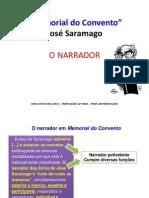 Memorial Do Convento - Narrador (BLOG12 12-13)