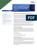 EMC Networker for Hyper-V