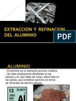 Extraccion Del Aluminio