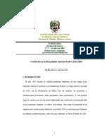 LEVAGGI, Abelardo - Constitucionalismo Argentino 1810-1850