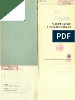 Emil Dirkem --- Vaspitanje i Sociologija