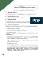 TDR Electromecanicos 2015