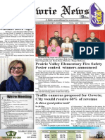 Jan, 7th 2015 - Gowrie News