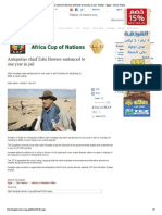 Antiquities Chief Zahi Hawass Sentenced to One Year in Jail - Politics - Egypt - Ahram Online