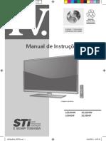 Manual do Usuário Televisor SEMP Toshiba