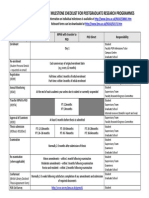 Student Milestone Checklist(1)