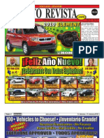 Auto Revista Issue 01-15-2010