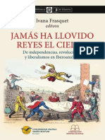 Jamás ha llovido reyes el cielo. - Frasquet, Ivana (ed.).pdf