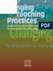 Changing Teaching Practices
