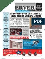 Liberian Daily Observer 04/08/2014