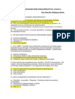 Cuestionario Sindromes Mieloproliferativos 13junio 2014 Rosa
