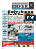 Liberian Daily Observer 04/10/2014