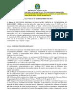 Edital 022014 IFMA Docente