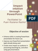 High Impact Presentation Tru Powerpoint