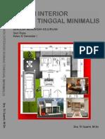 Desain Interior Rumah Tinggal Minimalis Xi-1