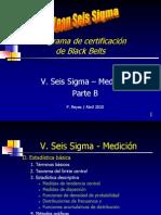 Lean Sigma Bb Medicion b