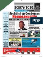 Liberian Daily Observer 04/14/2014