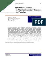 Perfomance in Nigeria_preguntas