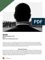 SELMA Discussion Guide