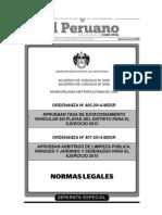 Separata Especial 2 Normas Legales 01-01-2015 [TodoDocumentos.info]