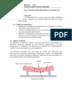 Ensayo de Fluencia Para Materiales Polimericos