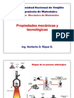 1. Propiedades Mecanicas y Tecnologicas 2013
