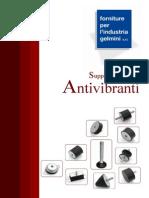 Antivibranti Catalogo 2014