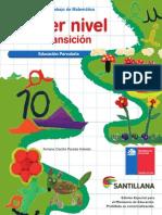 1° Nivel de Transición - Matemática - Estudiante - 2014.pdf