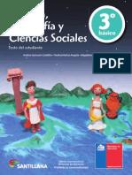3° Básico - Historia, Geografía y Ciencias Sociales - Estudiante - 2014.pdf