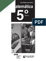 4° Básico - Matemática - Profesor - 2014.pdf