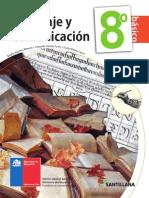 8° Básico - Lenguaje y Comunicación - Estudiante - 2014.pdf