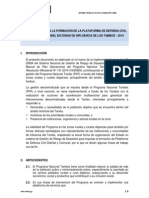 3 Lineamientos Forma Defensa Civil 2014