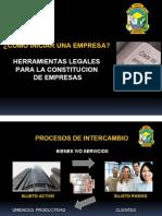 01 Constitucion de Empresas