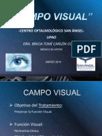 Campo Visual parte I