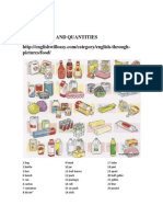 Containers and Quantities