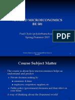 BE501+2013+Demand