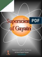 Gayatri Mantra Super Science