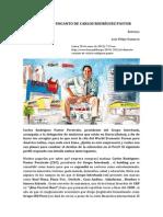 El Discreto Encanto de Carlos Rodríguez Pastor. Columna Retratos. Luis Felipe Gamarra