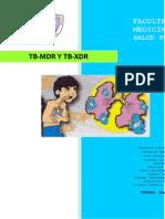 Monografía Tbc Multidrogo Resistente