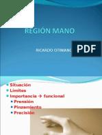 REGIÓN MANO