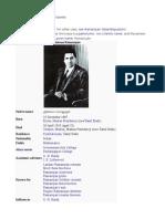 Srinivasa Ramanujan Biography In Telugu Pdf