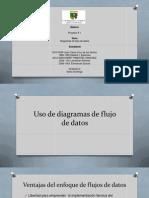 Uso de Diagramas de Flujo de Datos