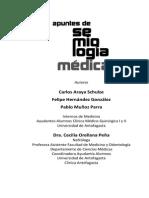 Apuntes de Semiología Universidad de Antofagasta