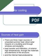 Passive Solar Cooling-unit 4