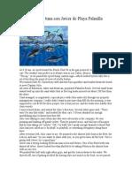 Pescando para tuna con Javier de Playa Palmilla