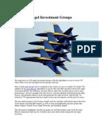Angel Investor Groups Rankings