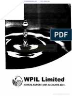 WPIL Limited 2014