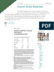 Sap Sd Exclusive Study Materials_ Inter-company Sales Process (Configuration)